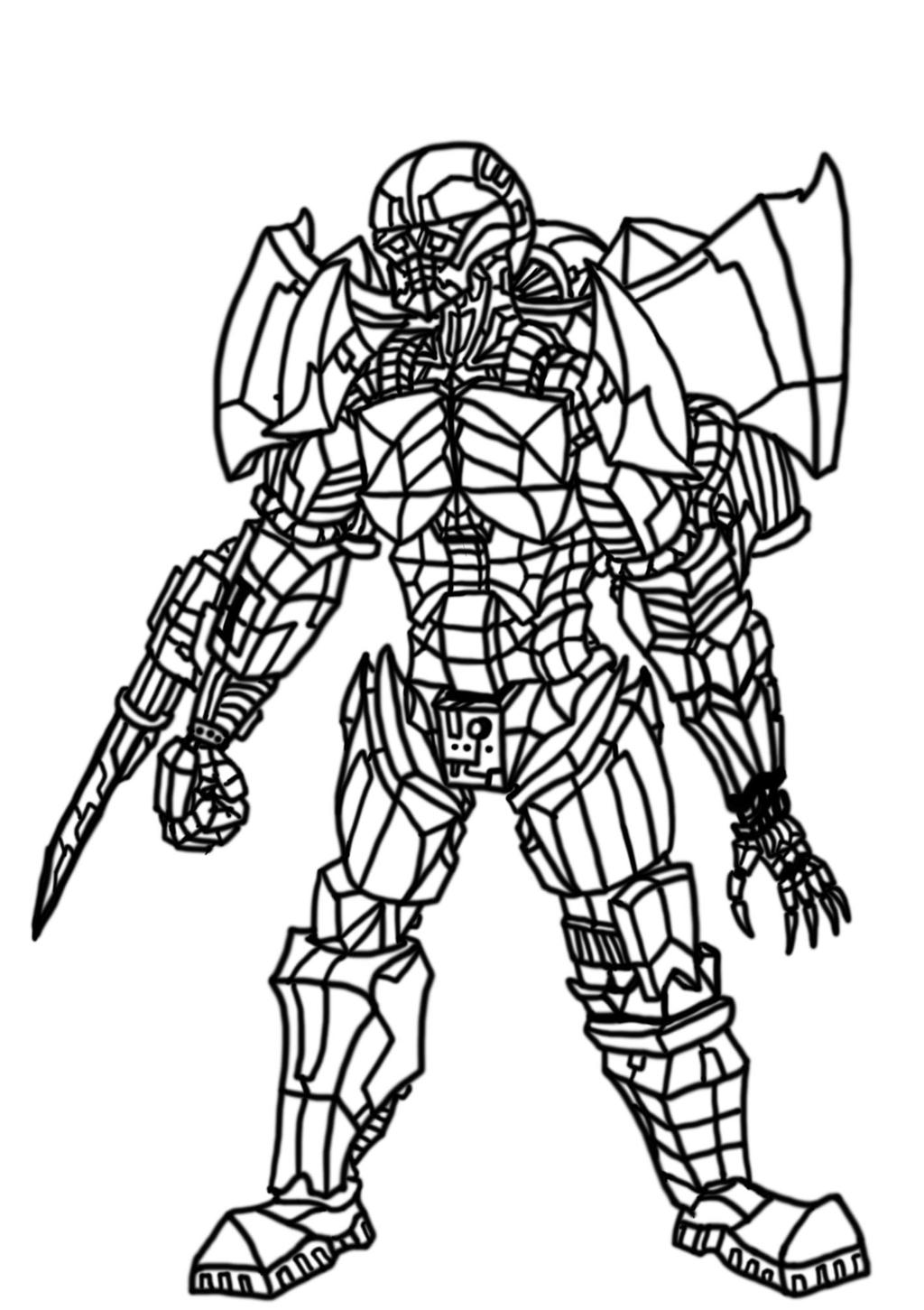 Robo Guy no. 2 by oozy5000