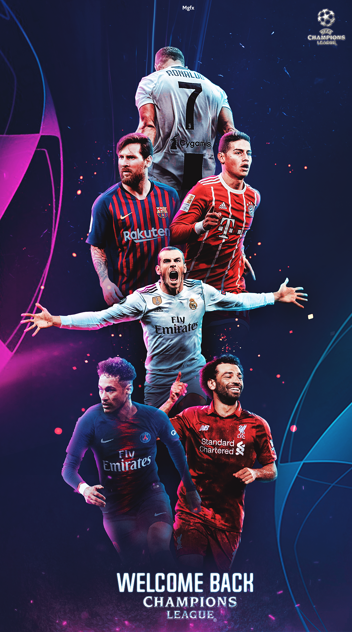uefa champions league wallpaper lockscreen by mohamedgfx10 on deviantart uefa champions league wallpaper