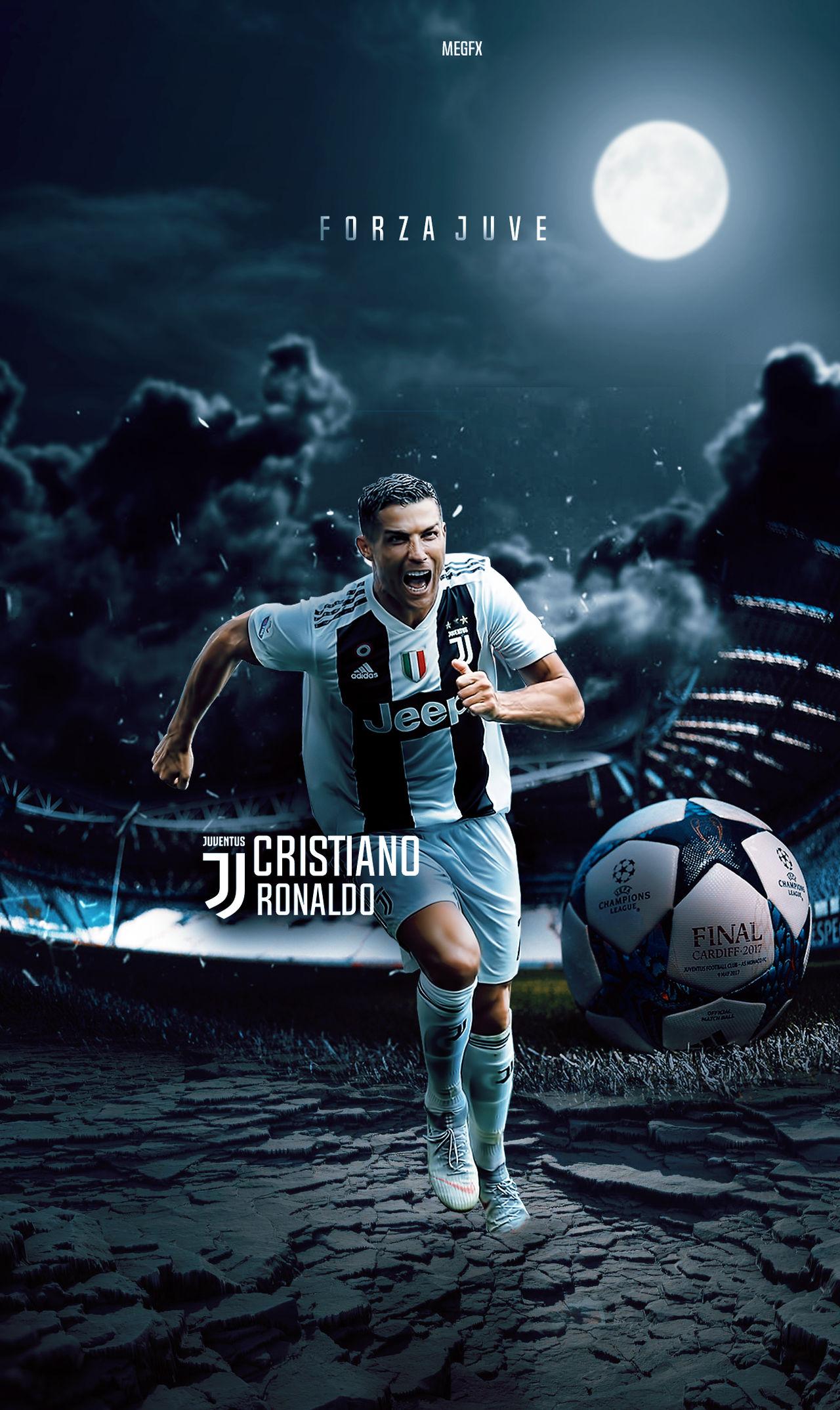 Cristiano Ronaldo Wallpaper Lockscreen By Mohamedgfx10 On