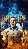 philippe coutinho wallpaper lockscreen