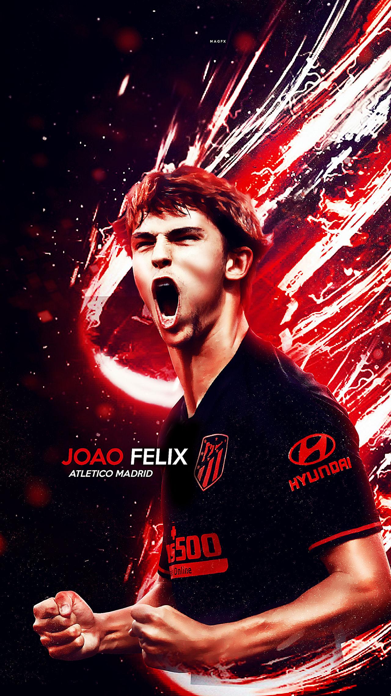 Joao Felix Wallpaper Lockscreen 2020 By Mohamedgfx10 On Deviantart