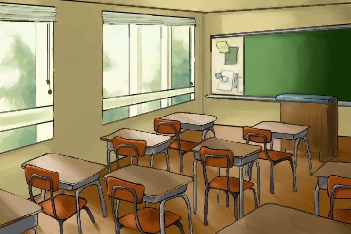 Classroom Wallpaper Design : Four moons classroom by cerulean kitsune on deviantart