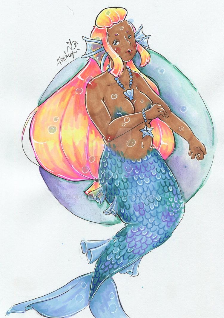 ORIGINAL :: Summer Siren by kiomayoko