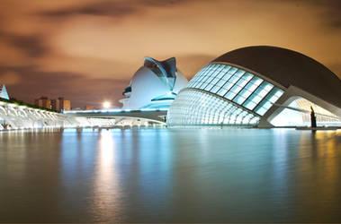 Ciutat de les Arts III by Aloba