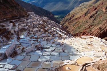 Salineras de Maras by Aloba