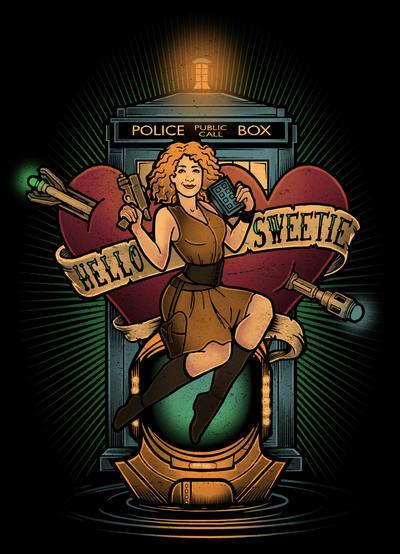 Hello Sweetie by MeganLara