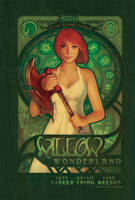 Willow Cover #2 by MeganLara