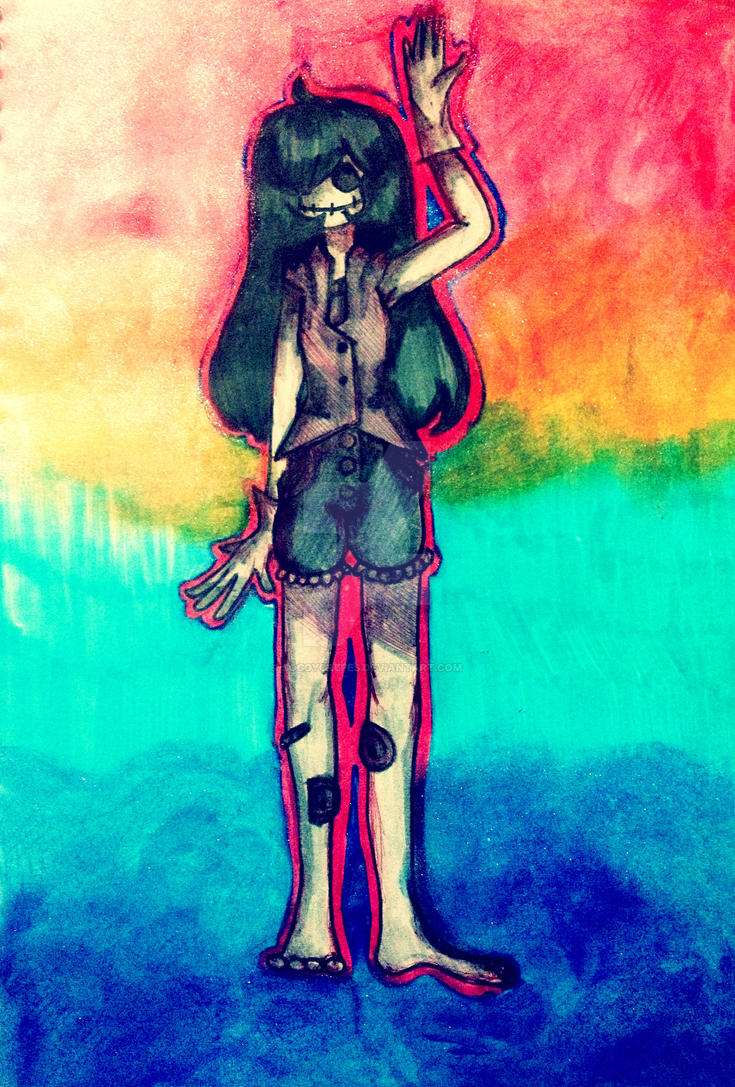 Messed Up Makeup: Messed Up Sweetness By SoggyCrepes On DeviantArt