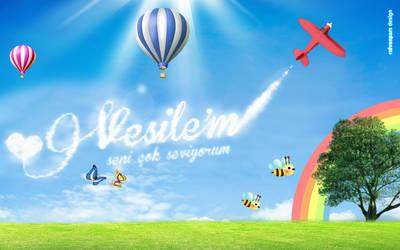 vesile'm by RdwN