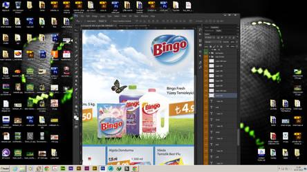 My Desktop by RdwN