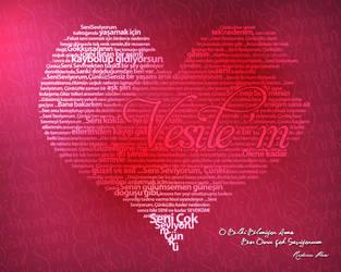 Vesile'm Seni Seviyorum by RdwN