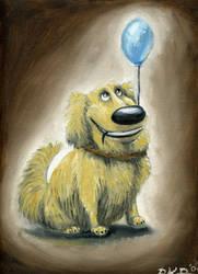 Dug the Dog by A113Panda