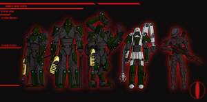 Re: Immortal Empire Soldiers Human
