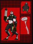 Immortal Empire Cyborg Soldier Level 2