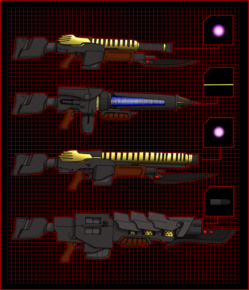 Immortal Empire Infantry Weapon Set 1 by 0verlordofyou