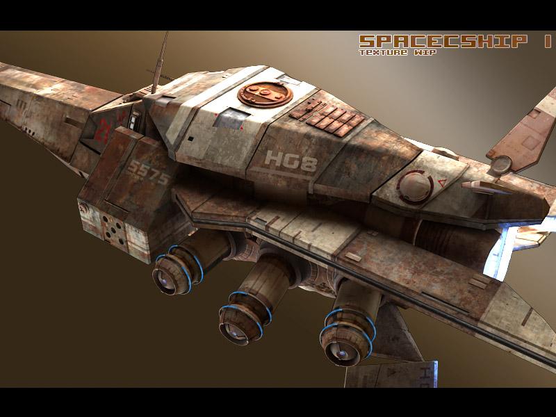 Spaceship Concept Art Deviantart