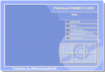 .:Trainer Card: Blue:.