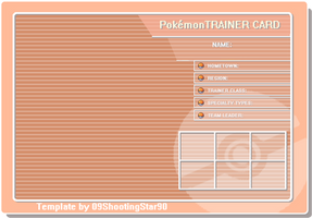 .:Trainer Card: Red:. by ShootingStar03