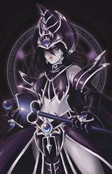 Yugioh: Magi Magi Guardian Witch by ShootingStar03
