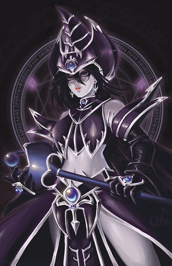 Yugioh: Magi Magi Guardian Witch by ShootingStar03