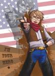 Hetalia X Character Song: America