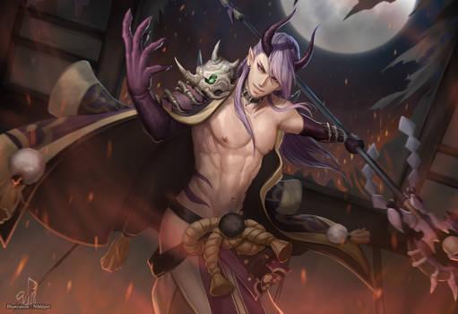 Onmyoji: Evil Spirit