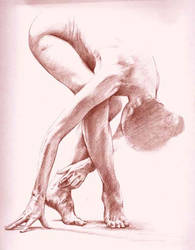 Dancer by Bisat