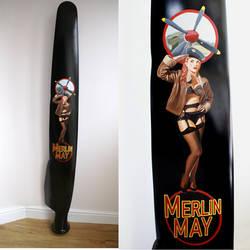 Merlin May