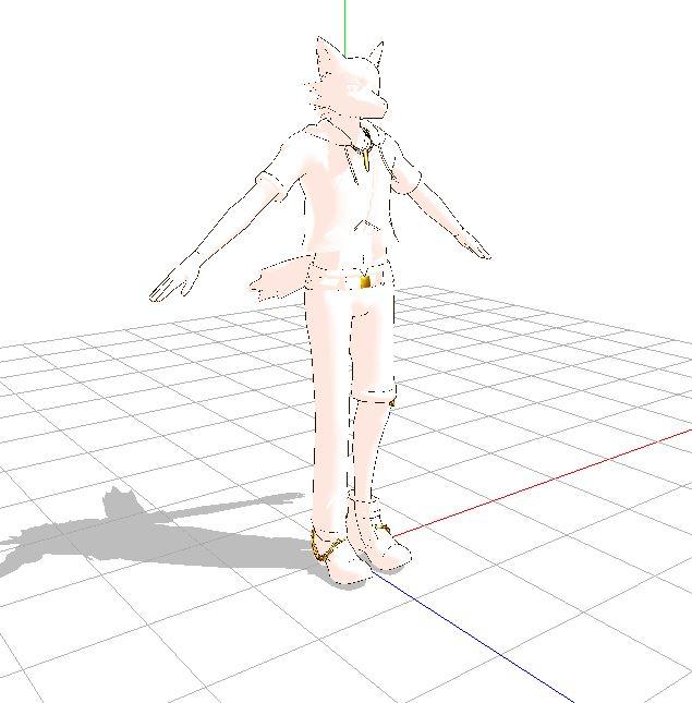 Pmx model Problem Resolved by Dragonx347