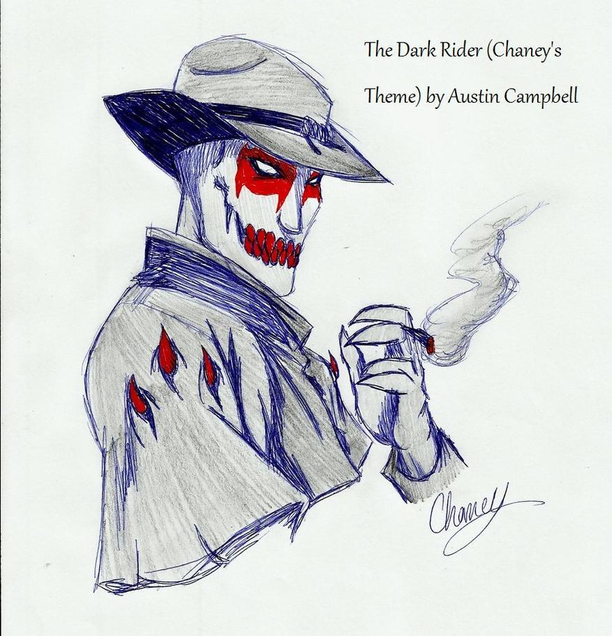 I Rider Song: The Dark Rider Song By Lynzinitus On DeviantART
