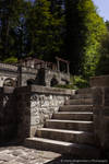 Stairsteps towards Light by DrAndrei
