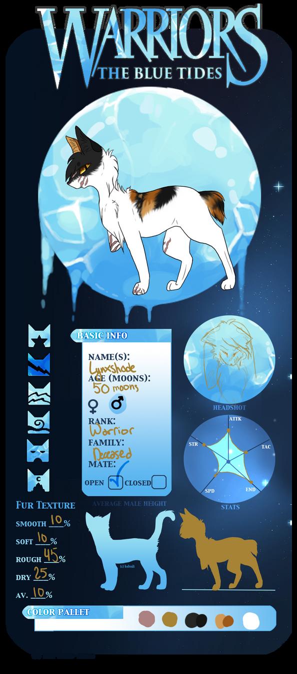 Lynxshade TBT - Thunderclan by SunnPie
