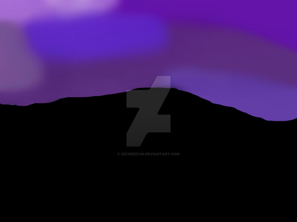 Eerie Night by Izzybizzy29