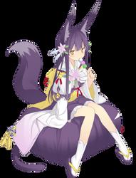 Poko Fox by PaperJoey