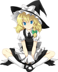 Touhou - Kirisame Marisa