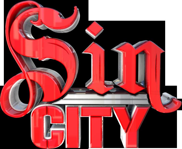 sin city logo / 3d cinema 4d logojoeharperartwork on deviantart
