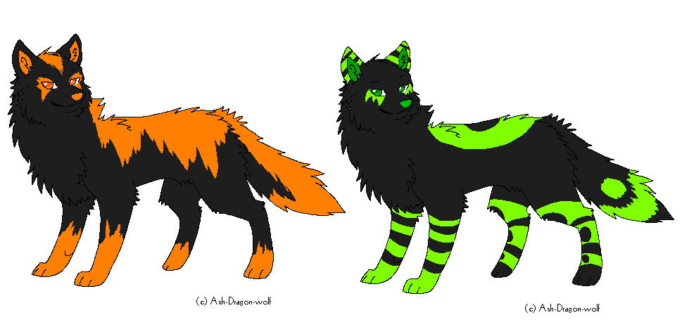 halloween wolf adoptables by rt118 - Wolf Halloween