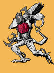 Transmetal Dinobot
