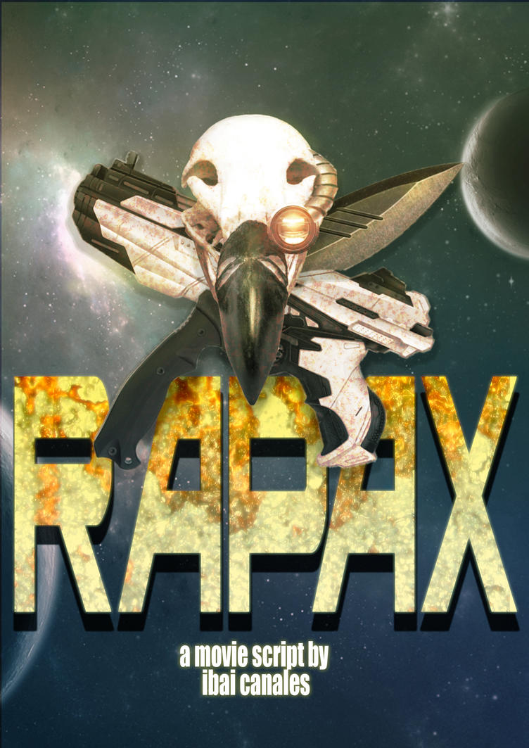 Rapax Cover by Canalus