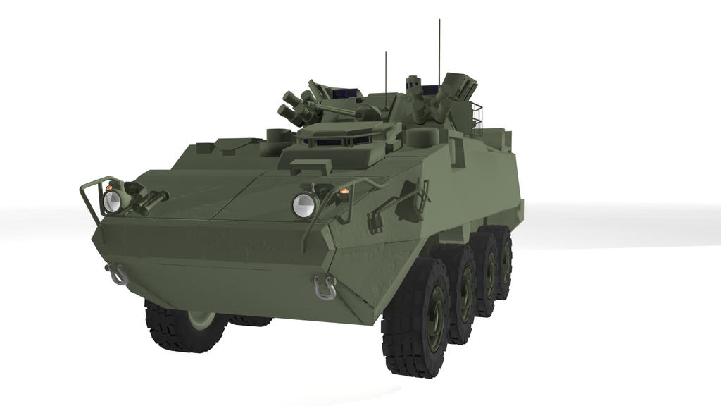 LAV III by TrenchHead