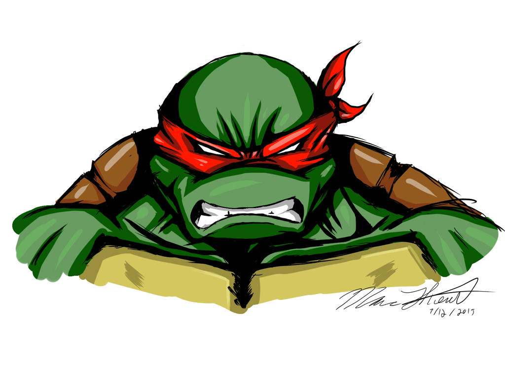 Raphael by TrenchHead