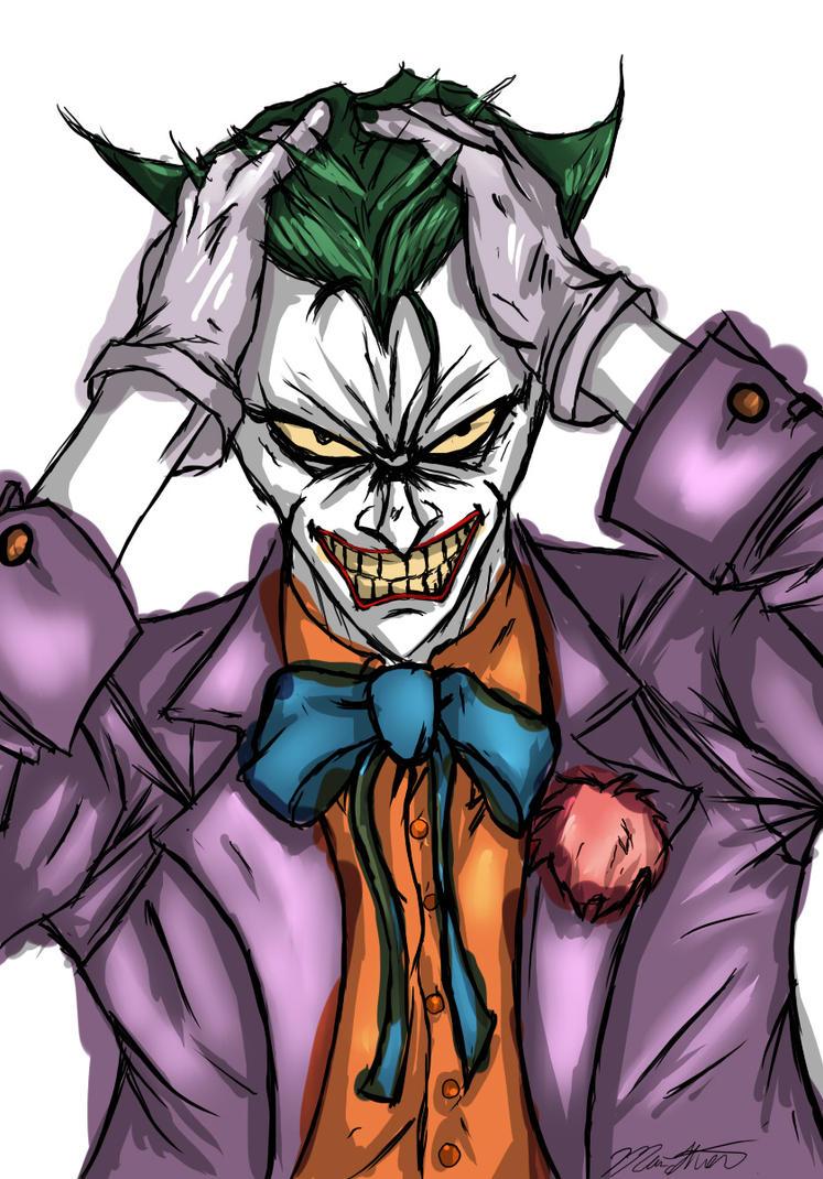 Joker by TrenchHead