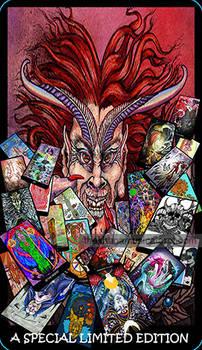 INTRO CARD for The KHAOAMUSICA Tarot