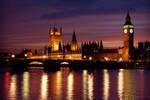 London at Night -- Wallpaper