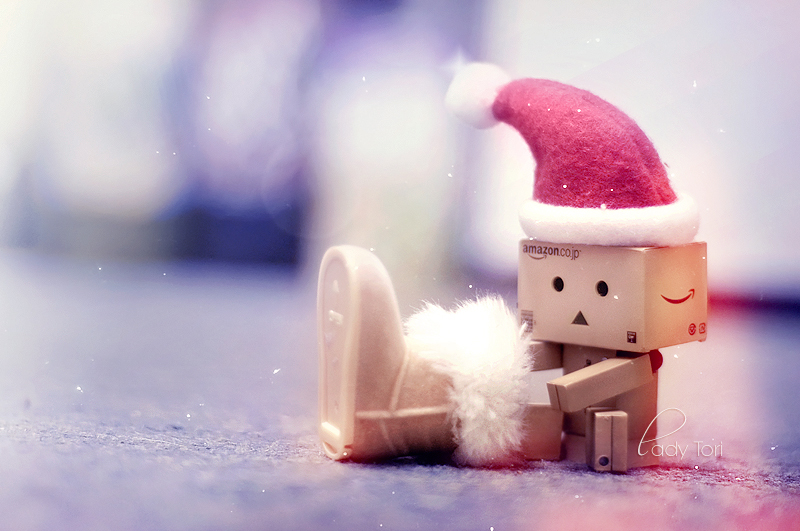 Danbo's New Uggs by Lady-Tori
