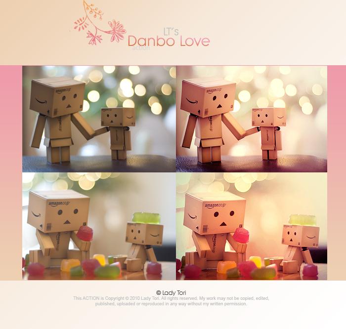 LT's Danbo Love Action