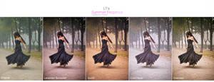 LT's Summer Elegance LR Preset