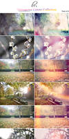 Beautiful Outrageous Colours Photoshop Action Pack