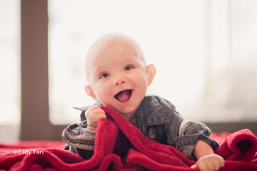 Happy Baby by Lady-Tori