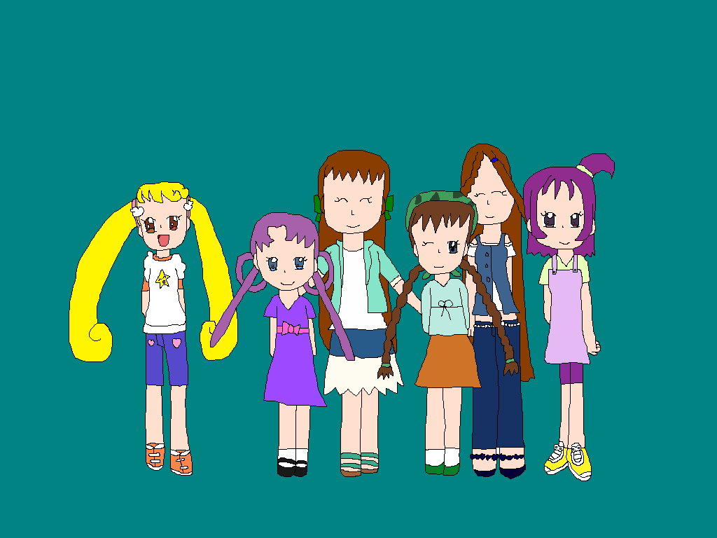 Waku and segawa families by star5zone on deviantart for Zona 5 mobilia no club download